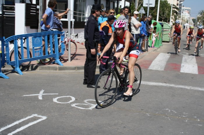 Andrea Fernández Triathlon Gandia