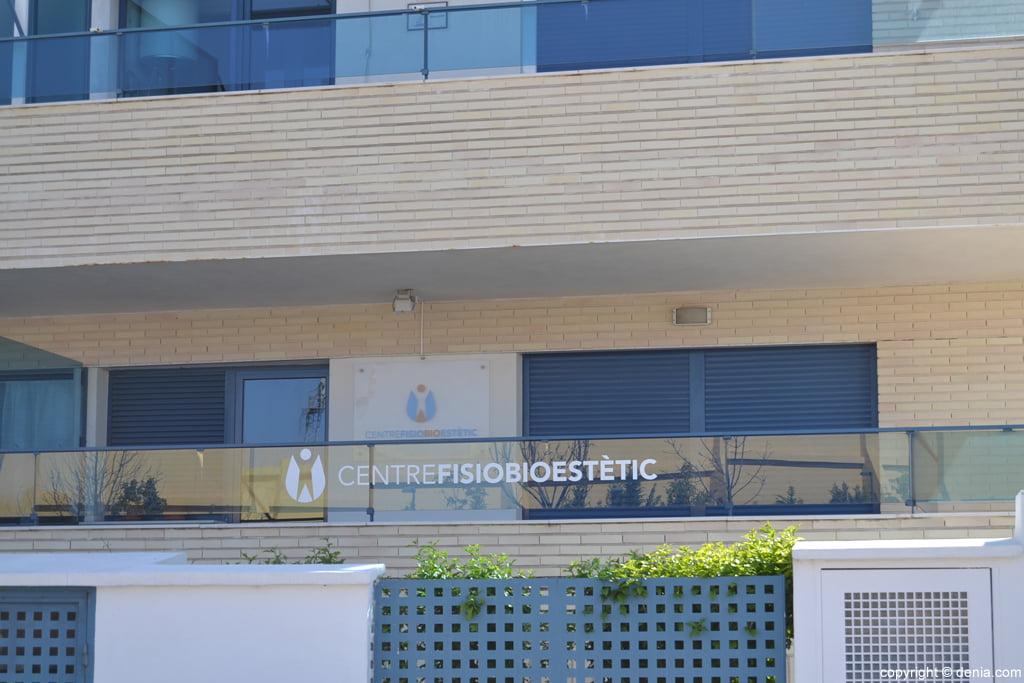 Centre Fisiobioestètic - consulta de l'fisioterapeuta Franck Robert