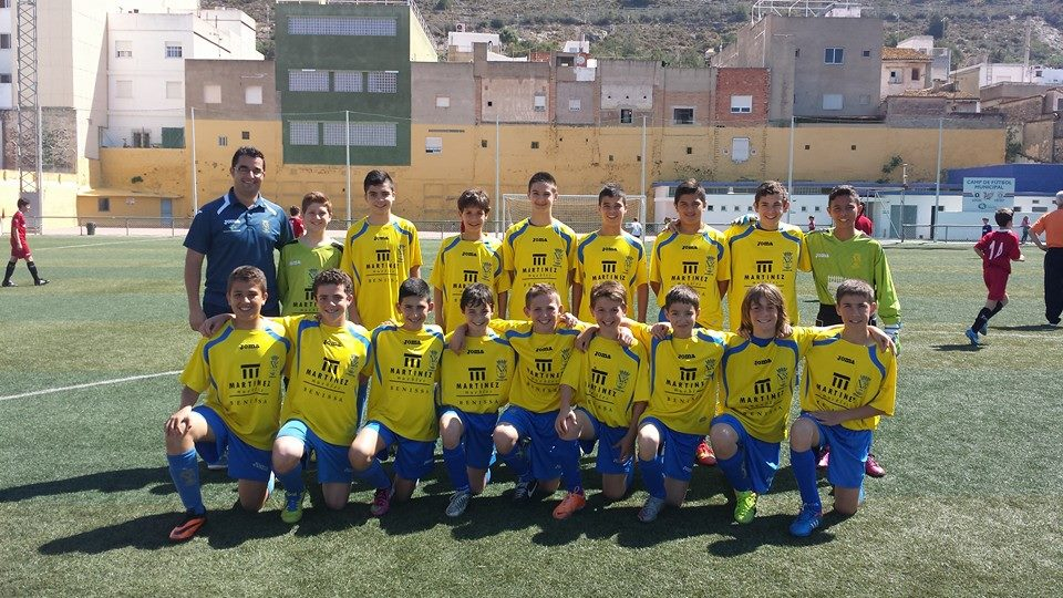 Miguel García with his team won the Tournament of Cullera