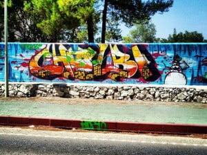Grafitero Dianense Cholbi