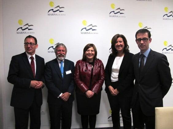 Eröffnung Symposium Marinas in Dénia