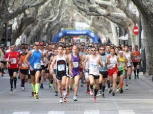 Media Maratón Dénia 2014