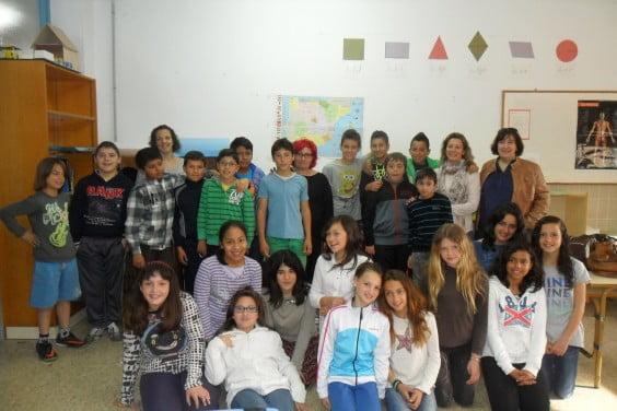 Participantes del taller Habilidades Sociales