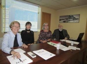 Ponentes del curso Ocio Inclusivo de la UNED