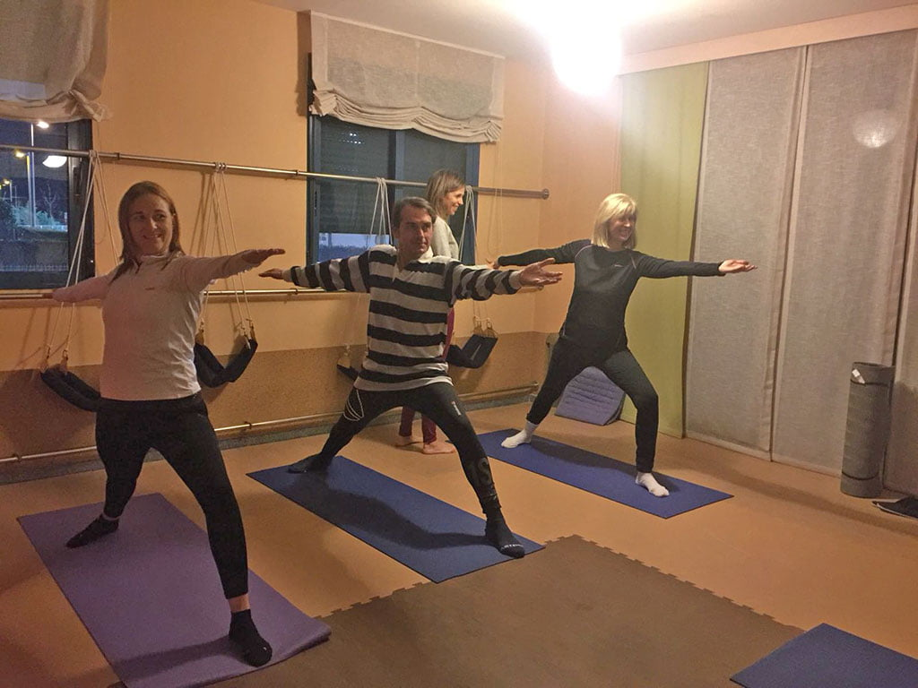 Centre Fisiobioestètic ioga