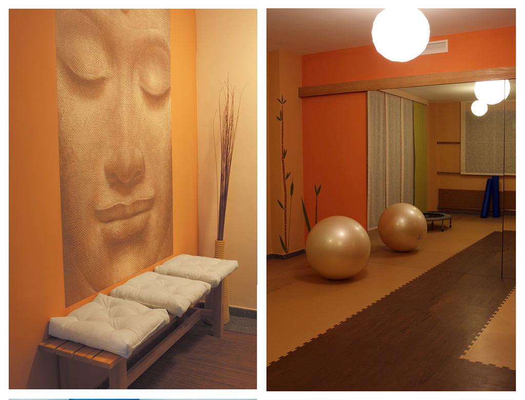 Instal·lacions Centre Fisiobioestètic