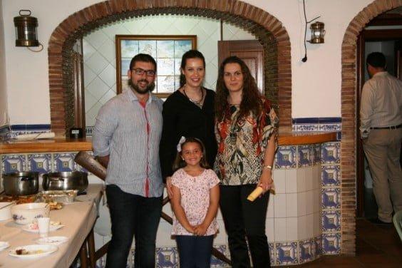 Welcome new falleros in Baix la Mar