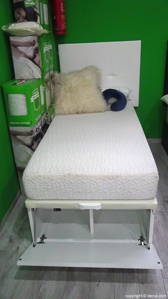 Cama ok sof s con zapatero d for Cama zapatero