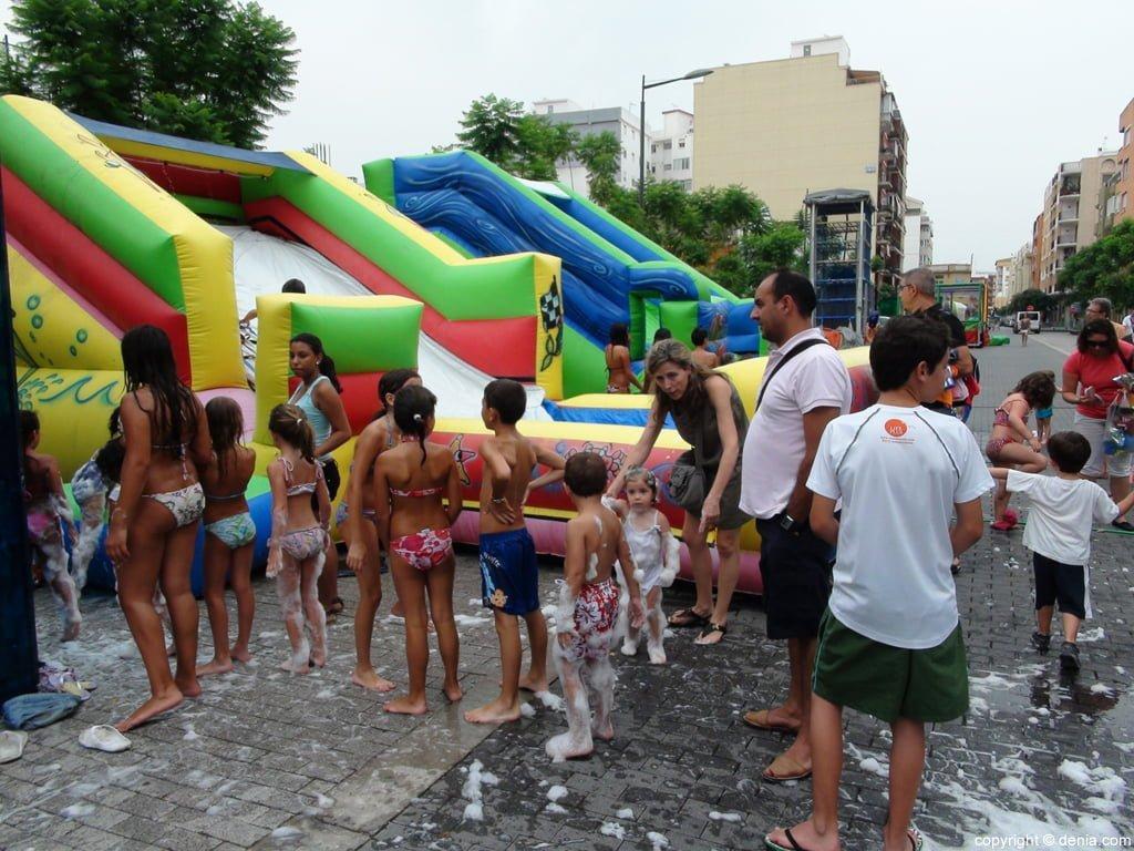 Fiestas de Dénia – Actividades infantiles