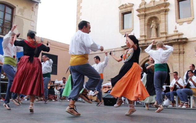 Imagen: Fiestas de Dénia - Aplec de Danses