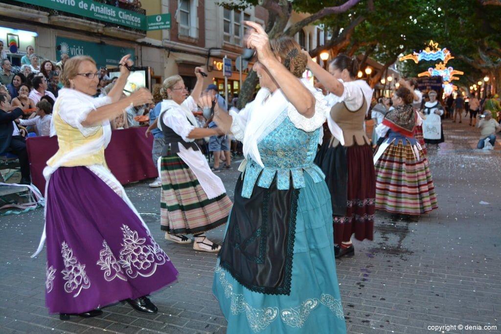 Fiestas de Dénia – Carrozas asociaciones