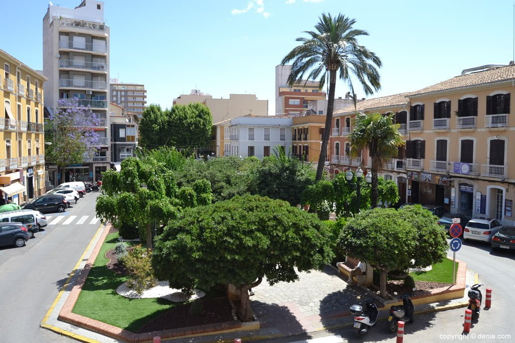 Glorieta del País Valencià – Dénia