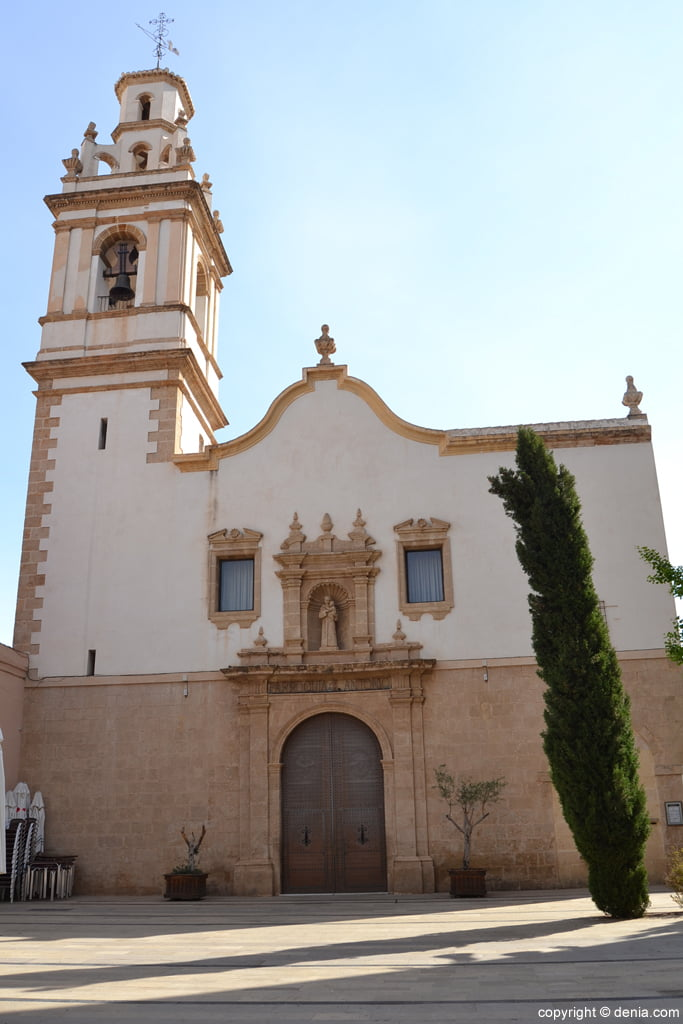 Iglesia de San Antonio Dénia