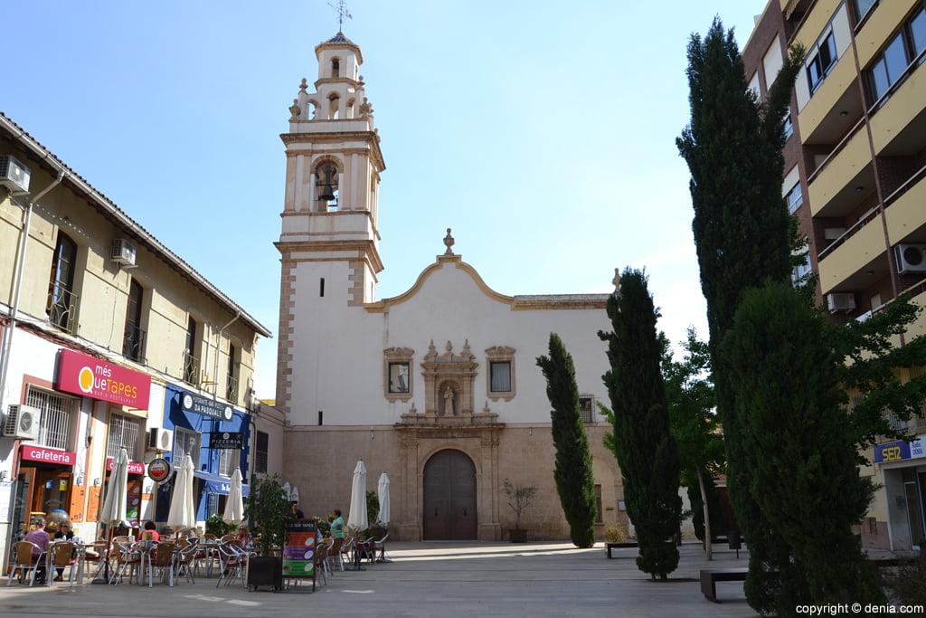 Iglesia de San Antonio de Dénia