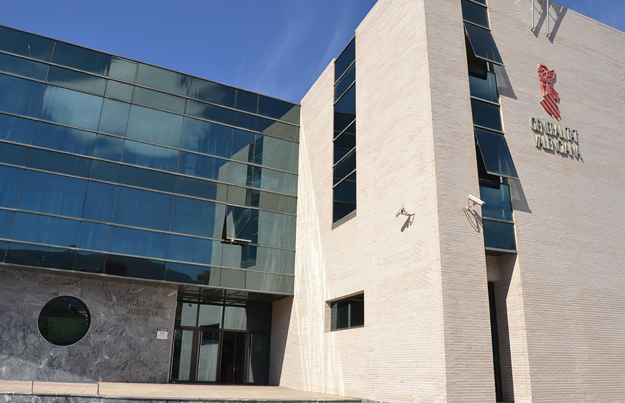 tribunaux Dénia
