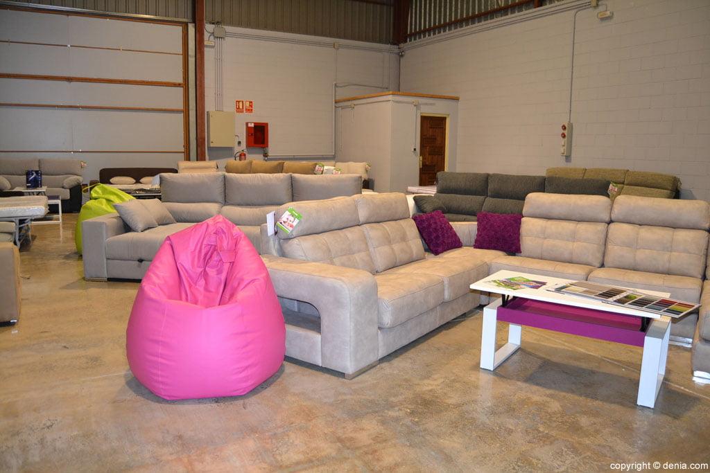 OK sofas Dénia - Exhibition