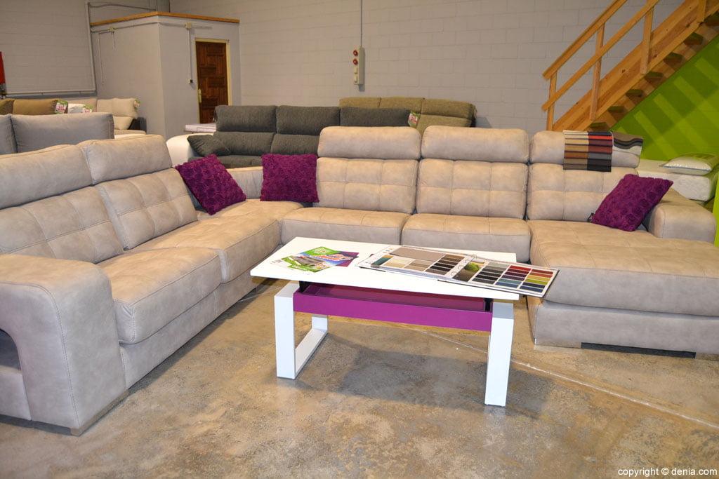 OK sofas Dénia - custom-made sofas