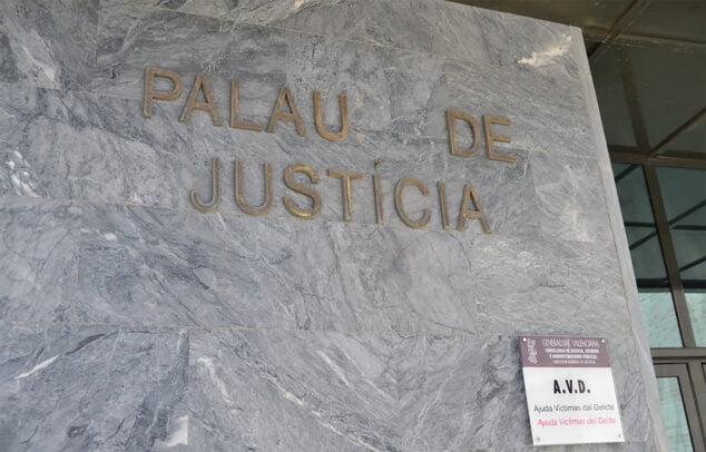 Imagen: Palau de Justicia Dénia