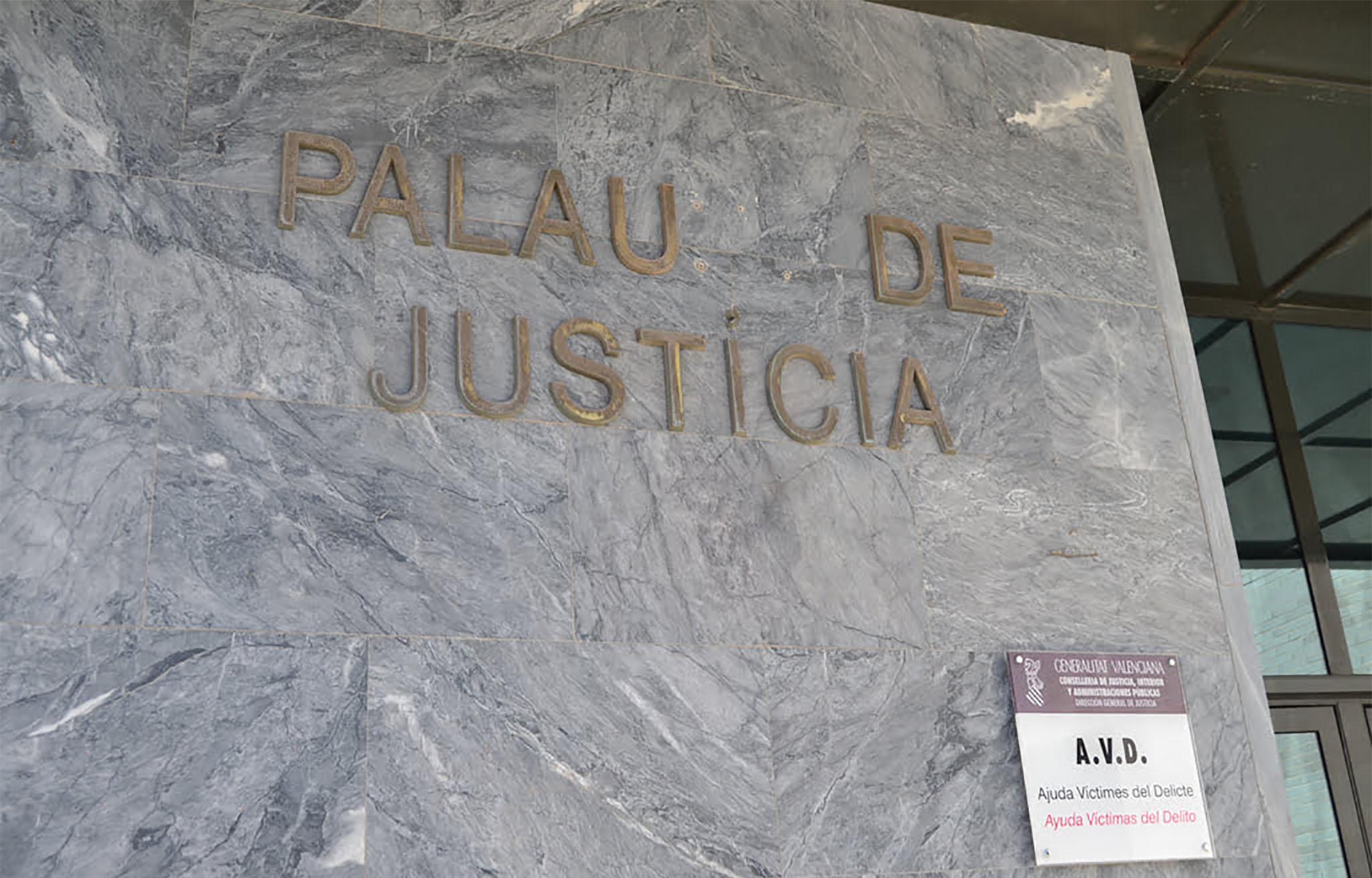 Palau de la Justice Dénia