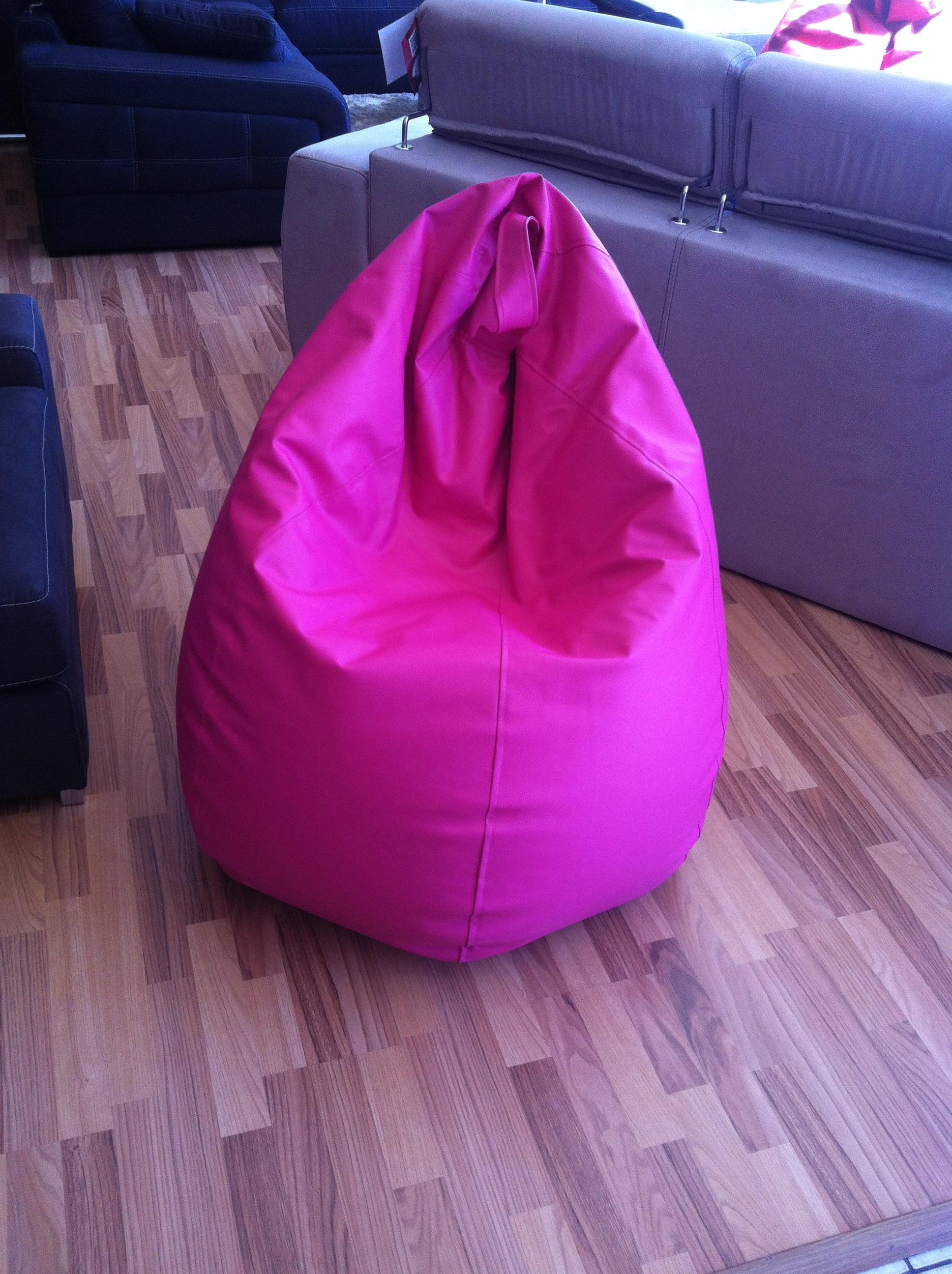 top puff pera ok sofs rosa with como hacer puff pera - Como Hacer Un Puff Pera