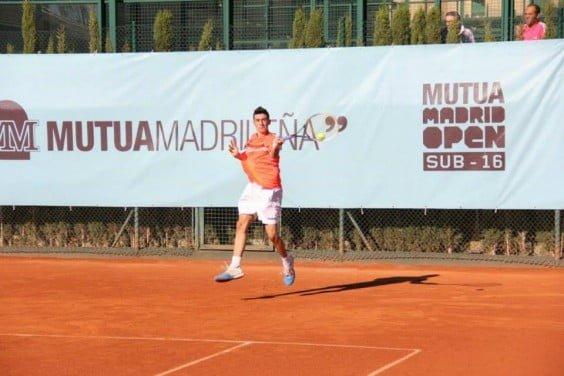 Sergi Perez ilusionado con el Master Open de Madrid