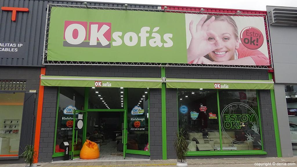 Ok sofas Store Dénia