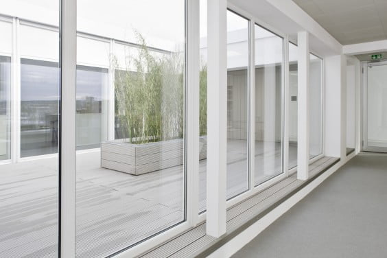 Thermal insulated double glazing windows Dénia