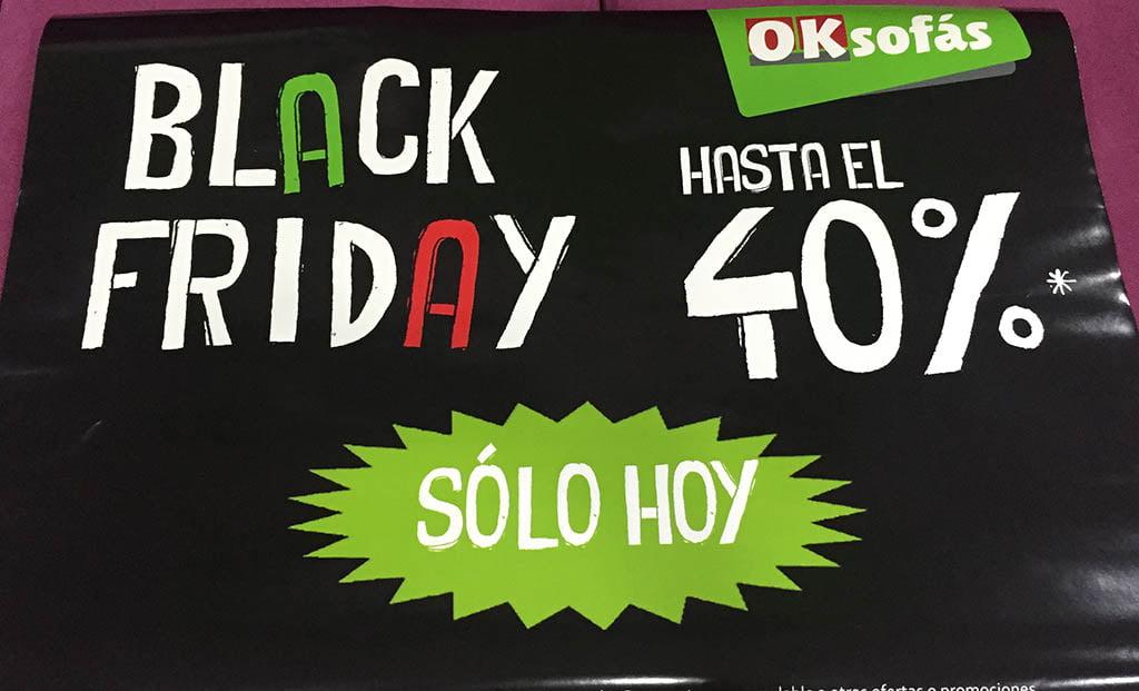 Black Friday Ok sofas