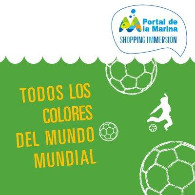 World Cup matches in Portal de la Marina