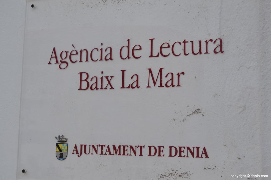 Agencia de Lectura Baix la Mar