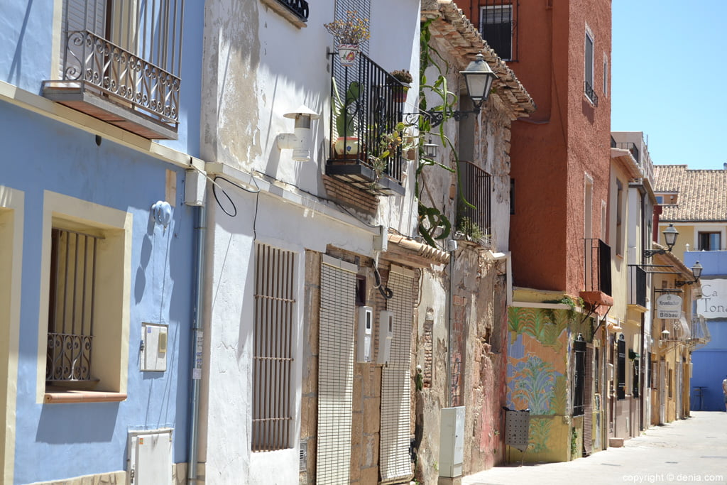 Barrio de baix la Mar