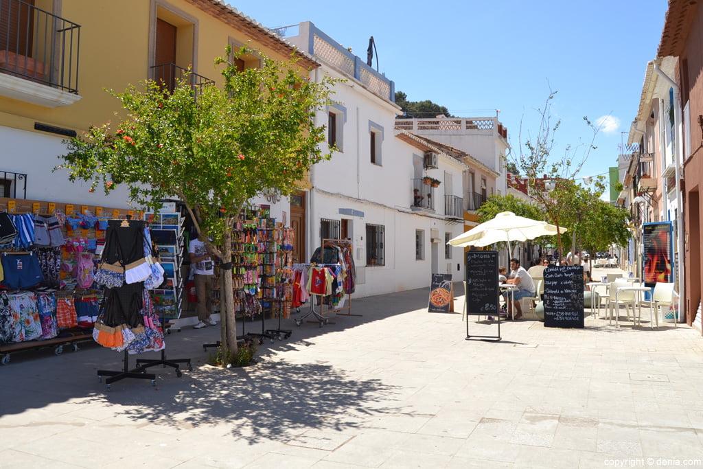Calle Sant Pere