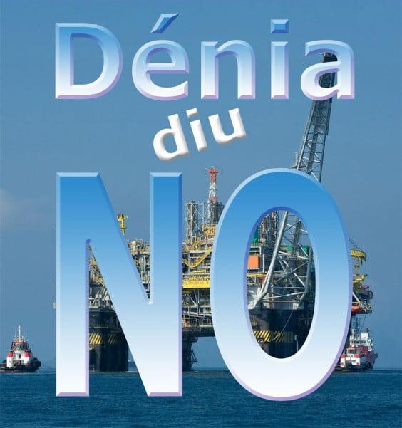 Dénia diu NO