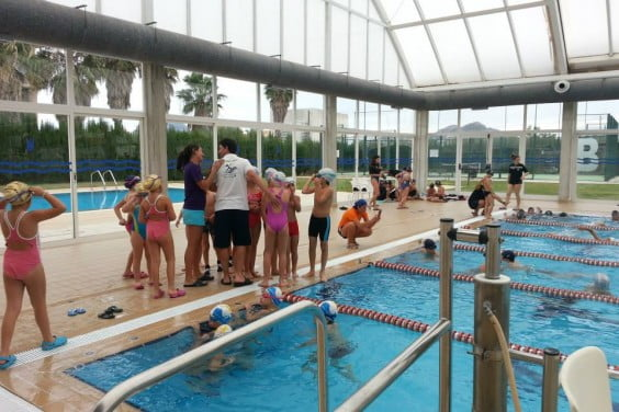 Escuela de Verano Centro Deportivo Dénia (2)