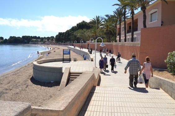 Walk around the Marineta
