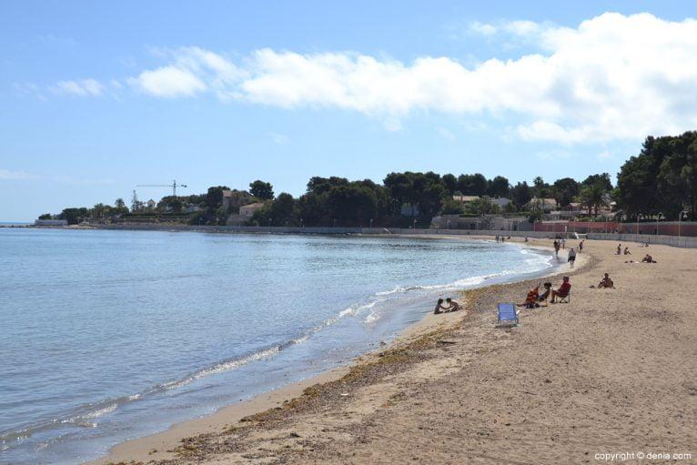 Playa de la Marineta Casiana - Marge Roig