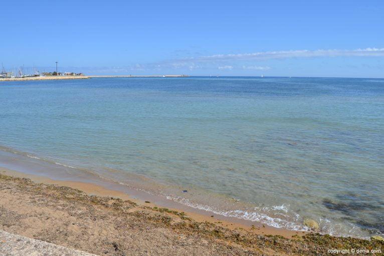 Playa de la Marineta Cassiana