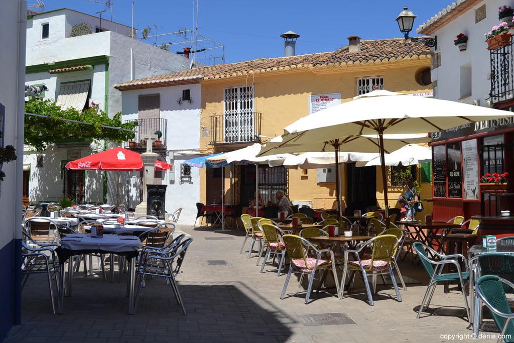 Plaza del Pati de la Creu – Baix la Mar