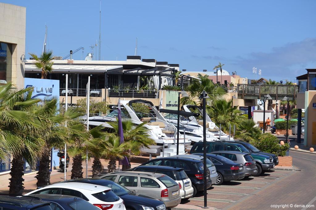 Puerto deportivo marina de d nia d - Cines puerto deportivo getxo ...