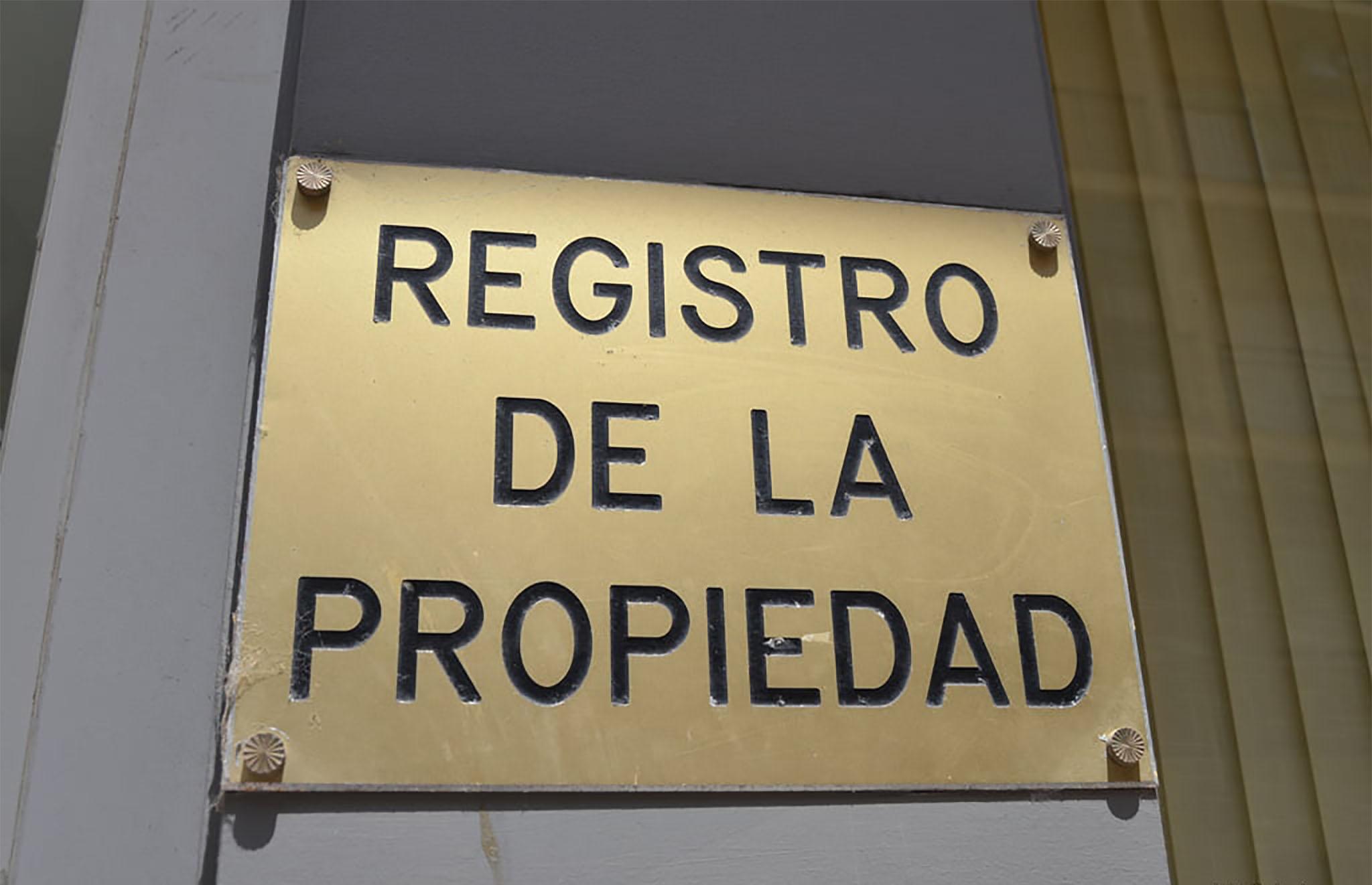 Registro de la propiedad d nia d - Registro propiedad cuellar ...