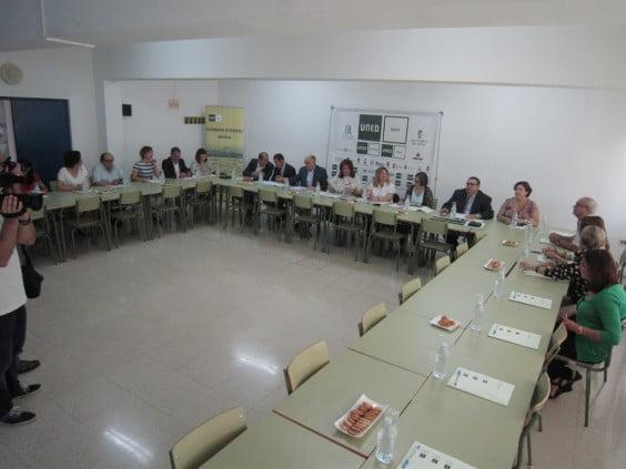 Reunión del Consorcio de la UNED