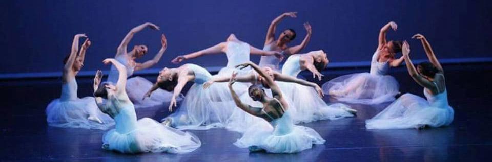 Performance of the School of Dance Patricia felt