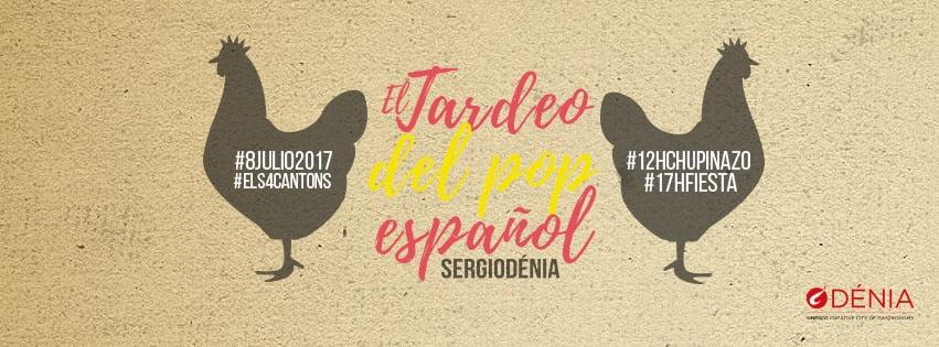 Chupinazo i Tardeo a les festes de Dénia