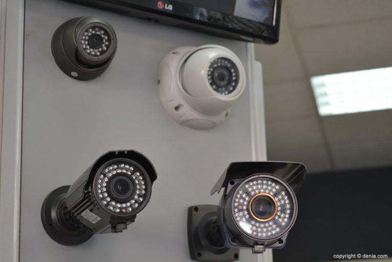 González Servicios y Mantenimientos - cámaras de seguridad