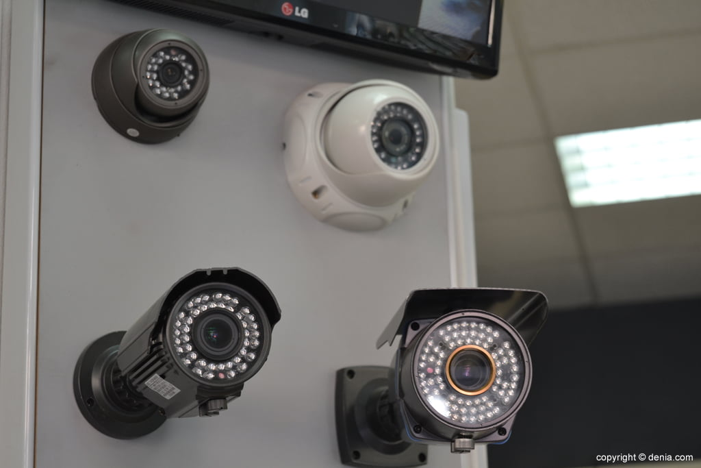 González Serveis i Manteniments - càmeres de seguretat