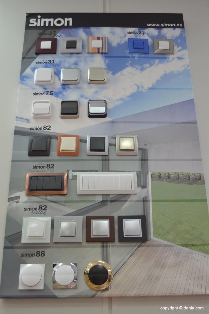 González Serveis i Manteniments - Interruptors