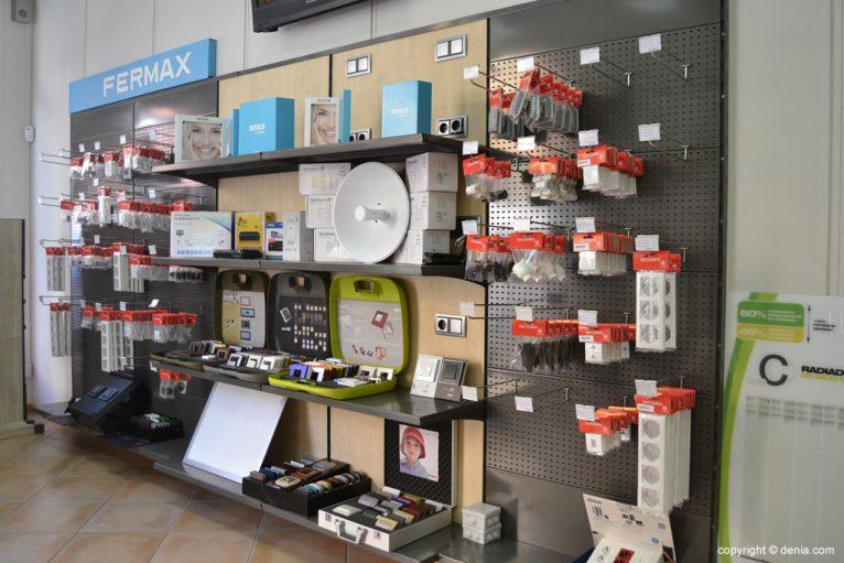 González Servicios y Mantenimientos - Tienda