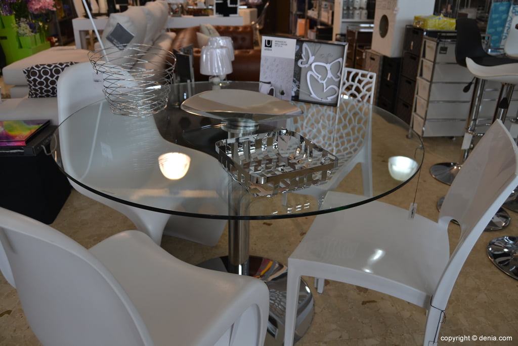 Housit - Table glass