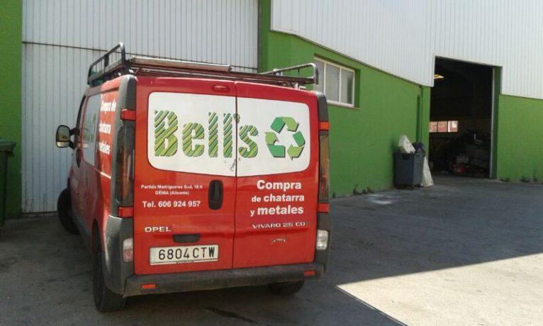 Bell's - furgoneta
