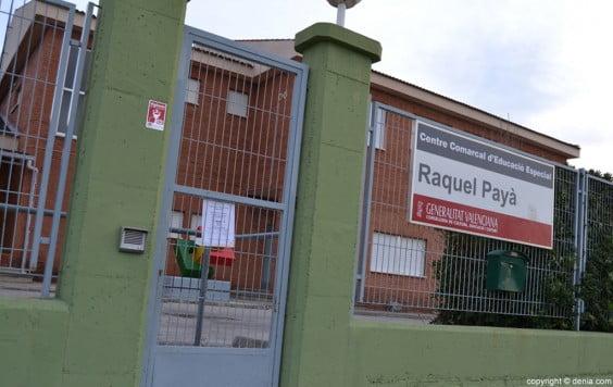 Raquel école Payà